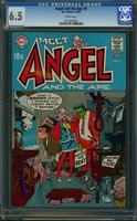 Angel and the Ape #5