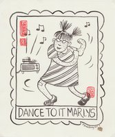 Dance To It Marlys