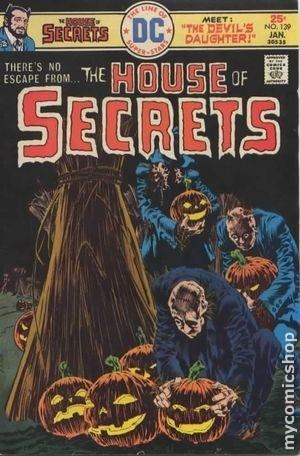 HOUSE OF SECRETS  #139