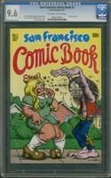 San Francisco Comic Book #3